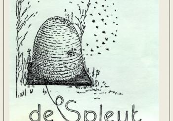 Ons verenigingsblad de Spleut is uit.